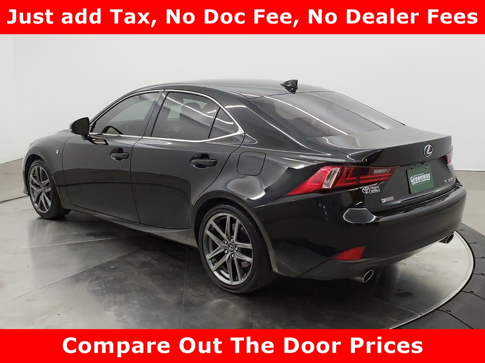 Pre-Owned 2016 Lexus IS 350 AWD