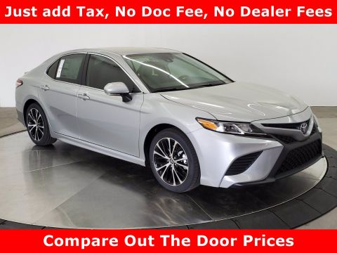 New 2020 Toyota Camry SE AWD 4dr Car